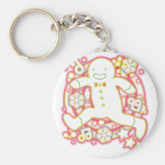 The_Gingerbread_Man Keychain