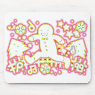 The_Gingerbread_Man Mouse Pad