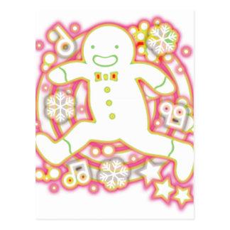 The_Gingerbread_Man Postcard