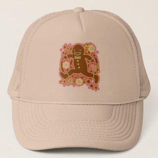The_Gingerbread_Man Trucker Hat