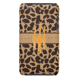 The giraffe iPod touch Case-Mate case