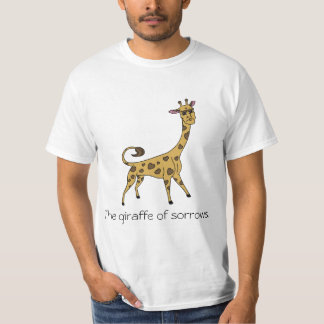 The Giraffe of Sorrows T-Shirt
