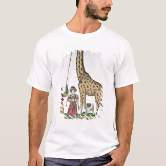 The Giraffe Presented to King from Pasha of T-Shirt