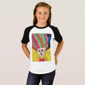 THE GIRL by Leia aka Girls Rock! T-Shirt