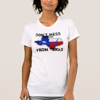 The Girl From Texas T-Shirt