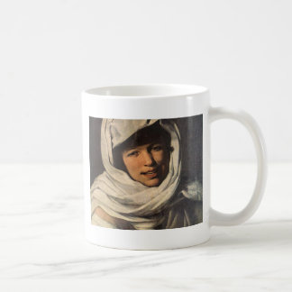 The Girl with a Coin (Girl of Galicia) Coffee Mug