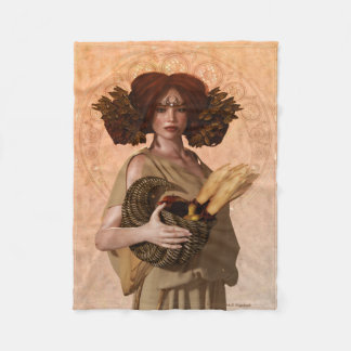 The Giving Goddess Fleece Blanket
