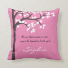 The Giving Tree Throw Pillow