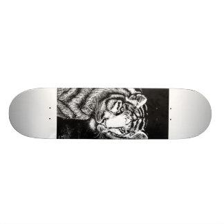 the glare skate board decks