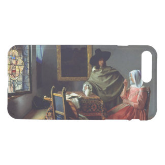 The Glass of Wine by Johannes Vermeer iPhone 7 Plus Case