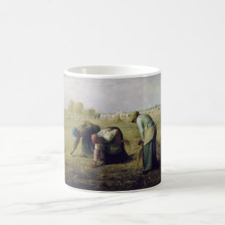 The Gleaners by Jean-François Millet Classic White Coffee Mug