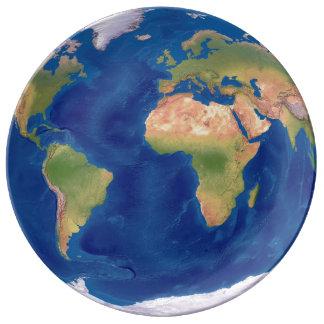 The Globe Plate