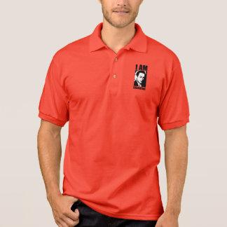 "The glorious ""I am Skinatas"" Golf Shirt"