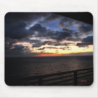 The Glow of Beginning Mousepad