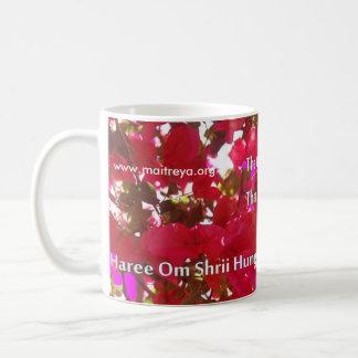 The Goal of the Life Coffee Mug