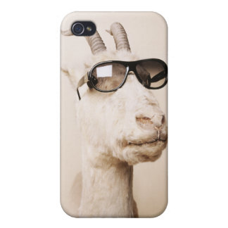 The goat phonecase cover for iPhone 4