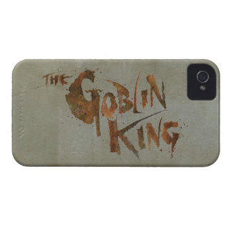 The Goblin King iPhone 4 Case