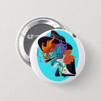 The Goblin (the Vidente) 2 Inch Round Button