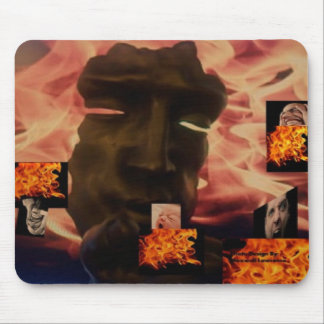 The  God of Sun Mouse Pad