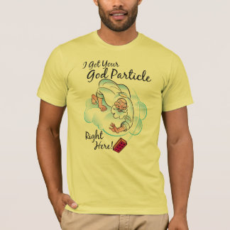 The God Particle t-shirt