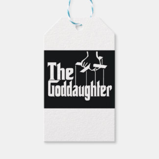 THE GODDDAUGHTER RETRO PACK OF GIFT TAGS