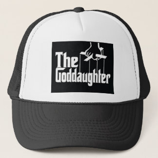THE GODDDAUGHTER RETRO TRUCKER HAT