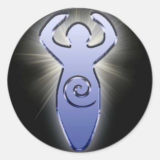 The Goddess Sticker