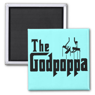 The Godpoppa Fun Father s Day Apparel Fridge Magnets
