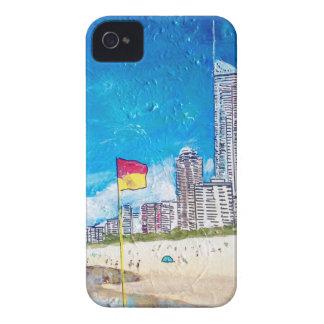 The Gold Coast iPhone 4 Case-Mate Case