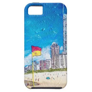 The Gold Coast iPhone 5 Case