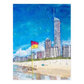 The Gold Coast Postcard