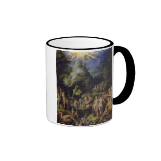 The Golden Age, c.1570 (oil on panel) Mugs