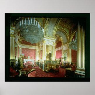 The Golden Chamber of the Tsaritsa Print