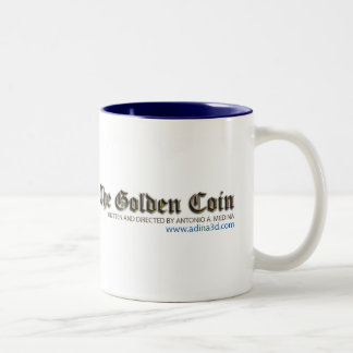 The Golden Coin mug