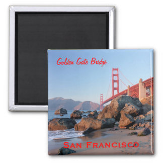 The Golden Gate Bridge Magnet