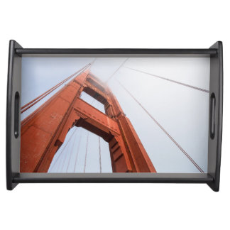 The Golden Gate Bridge Serving Tray