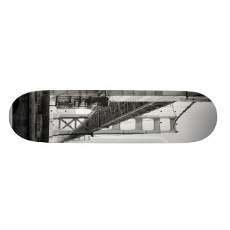 The Golden Gate Bridge Skateboard Deck