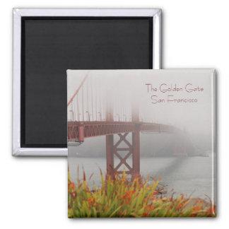 The Golden Gate San Francisco Magnet