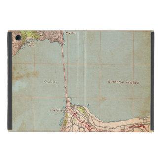 The Golden Gate Topographic Map iPad Mini Cases
