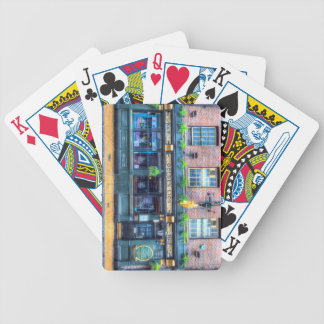 The Golden Lion Pub York Bicycle Playing Cards