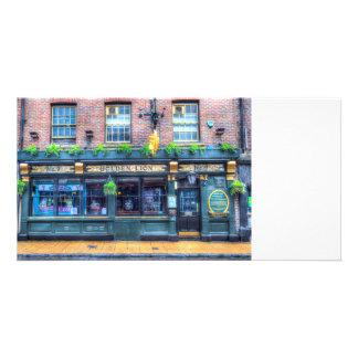 The Golden Lion Pub York Card