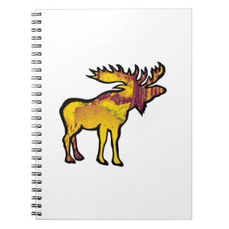 The Golden Moose Notebook