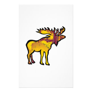 The Golden Moose Stationery