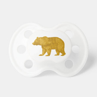 THE GOLDEN ONE PACIFIER