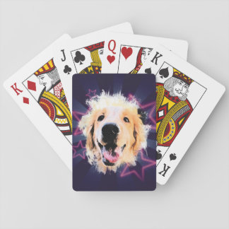 The Golden STAR I baralho Playing Cards
