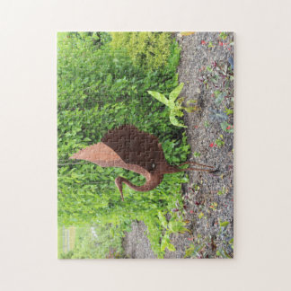 The Golden Swan Jigsaw Puzzle