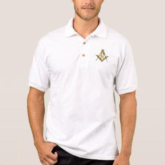 The Golden Symbol Polo Shirt