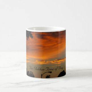The Golden Time of Day Coffee Mug
