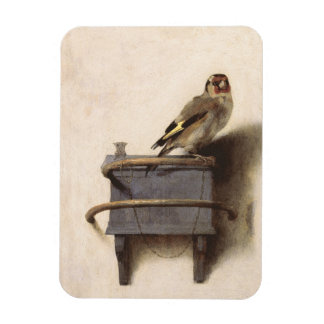 The Goldfinch Magnet