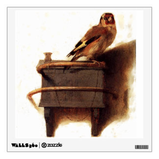 The Goldfinch Wall Decal